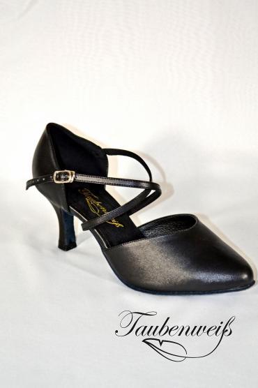 Lateinschuh TW0001LA - Lateinschuh TW0001LA Damen Latein Tanzschuh Pumps Tango elegant Kreuzristriemchen 1